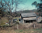 1972 Old House South View